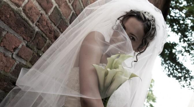 El velo de novias