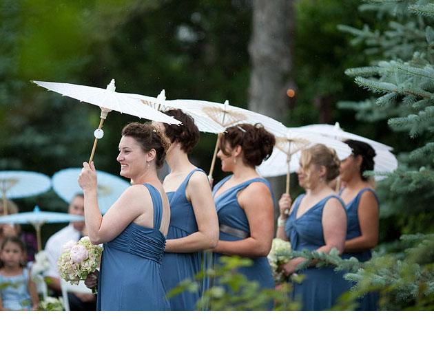 sombrillas originales para bodas