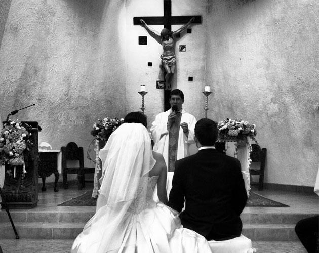 Resultado de imagen de boda católica