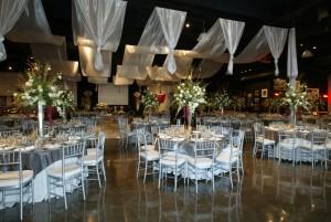 El banquete de bodas
