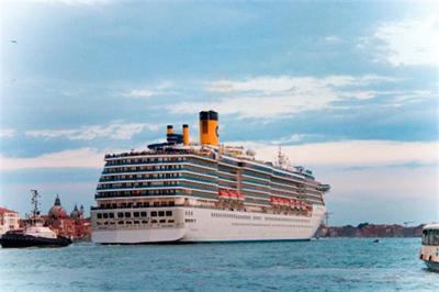 Luna de miel en crucero