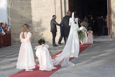 pajes y damitas para bodas