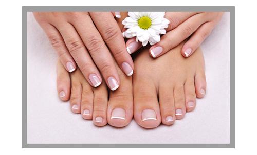 Cuidados de manos y pies para novias