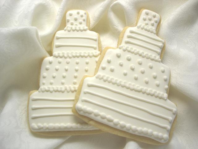 Galletas para bodas, un regalo original