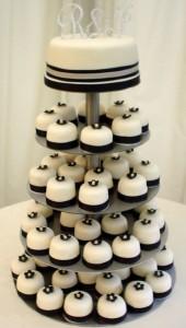 mini tartas para bodas