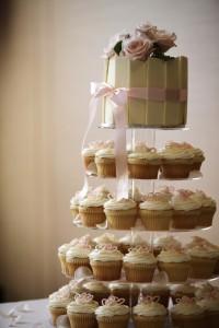 Mini tartas de bodas