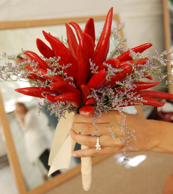 Ramos curiosos y originales para bodas