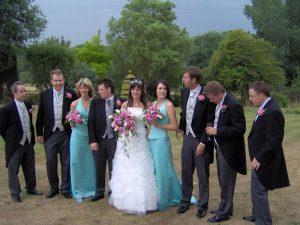 Protocolo en las bodas El Convite 12