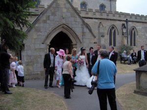 Protocolo en las bodas El Convite 3