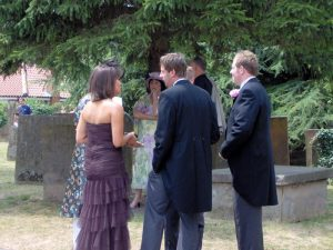 Protocolo en las bodas El Convite 5