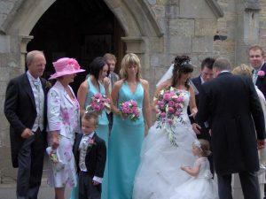 Protocolo en las bodas El Convite 6