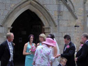 Protocolo en las bodas El Convite 7