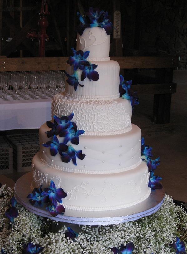 Tu boda en azul y plata