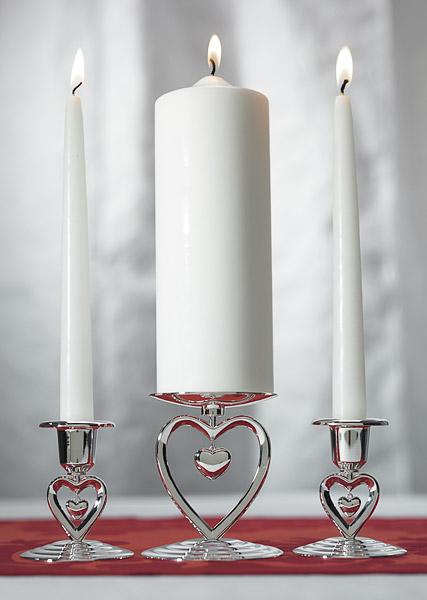 Ceremonia de la vela en las bodas