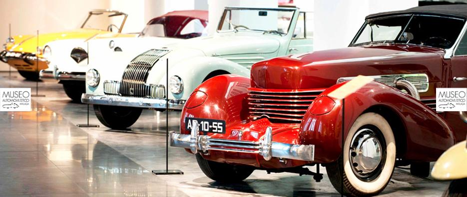 Museo del automóvil de Málaga - Bodanova revista Bodas