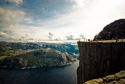 Viaje de novios a Noruega, viaje de bodas, luna de miel
