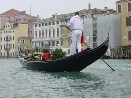 Venecia, viajes de novios y luna de miel