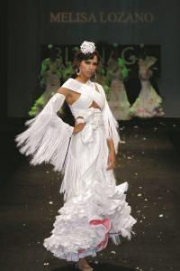 Novia Flamenca Malaga Melisa Lozano foto9