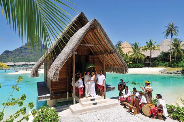 Boda en Tahití Bodas del Mundo4