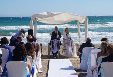 bodas civiles Málaga, ceremonias bodas playa civiles Marbella, Fuengirola, Mijas