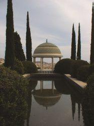 En Jardin Botanico la concepcion Malaga la boda de 1