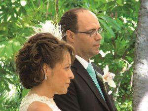 En Jardin Botanico la concepcion Malaga la boda de 11