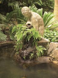 En Jardin Botanico la concepcion Malaga la boda de 2