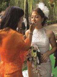 En Jardin Botanico la concepcion Malaga la boda de 6