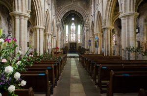 Boda religiosa: Pautas en la iglesia
