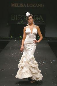 Novia Flamenca Malaga Melisa Lozano foto3