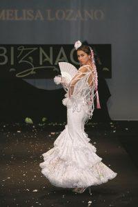 Novia Flamenca Malaga Melisa Lozano foto4
