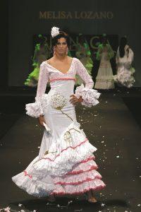 Novia Flamenca Malaga Melisa Lozano foto8