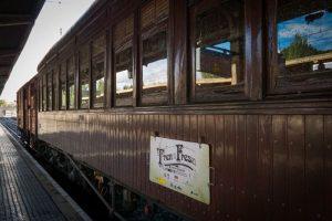 Tren de la fresa F06