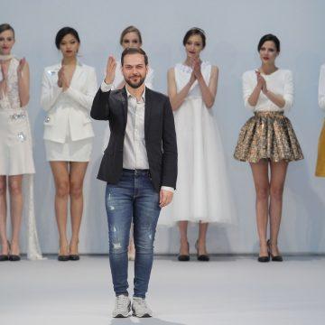 Moda nucpcial, tendencias en vestidos novias Arcadio Dominguez