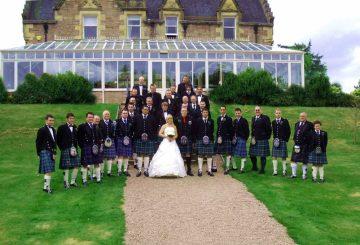 Bodas del Mundo, boda escocesa