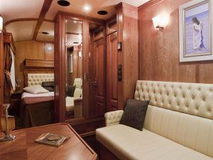 Suites romanticas en tren transcantabrico