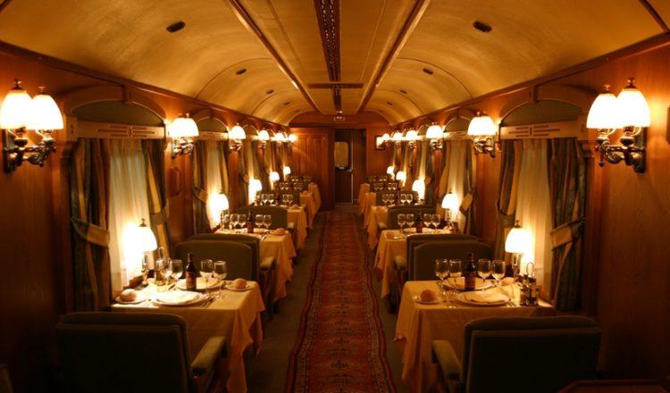 tren romántico, tren transcantábrico