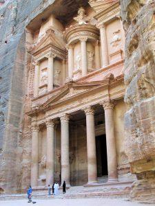 Viajar a Petra, Jordania.