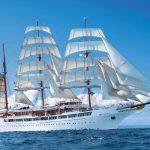 Sea Cloud Viaje romántico en barco